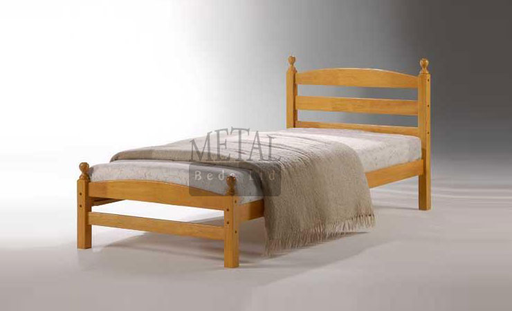 moderna bedframe brown